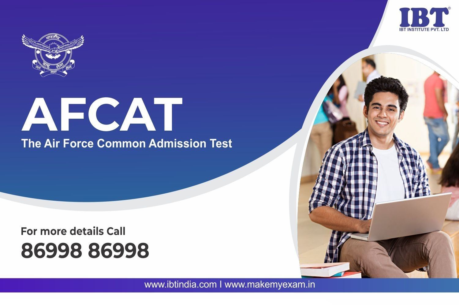 Join IBT for AFCAT Coaching in Chandigarh